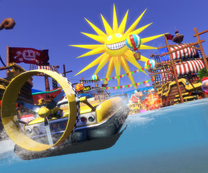 Sonic & All-Stars Racing Transformed Chat