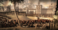 Total War: Rome II GamesCom 2012 screenshots