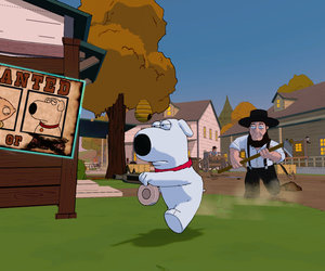 Family Guy: Back to the Multiverse Screenshots