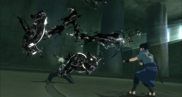 Naruto Shippuden: Ultimate Ninja Storm 3 GamesCom 2012 screenshots
