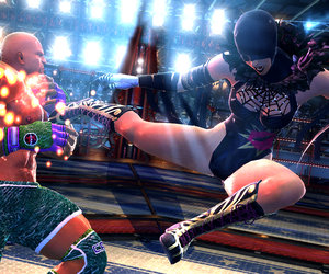 Tekken Tag Tournament 2 Screenshots