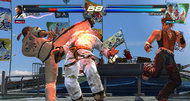Tekken Tag Tournament 2 hidden characters found on disc