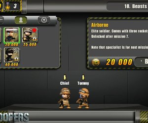 Tiny Troopers Chat