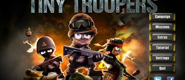 Tiny Troopers News