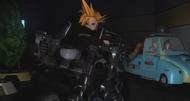 Final Fantasy VII PC GamesCom 2012 screenshots