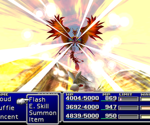 Final Fantasy VII Chat