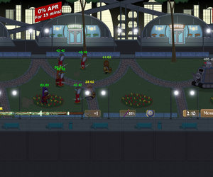 The Trouble With Robots Screenshots