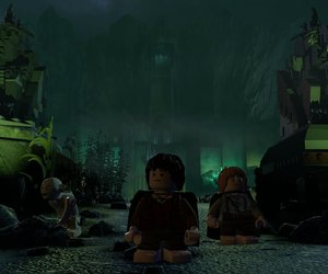 LEGO The Lord of the Rings Videos