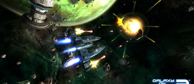 Galaxy on Fire 2 Full HD screenshots