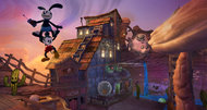 Epic Mickey 2: The Power of Two GamesCom 2012 screenshots