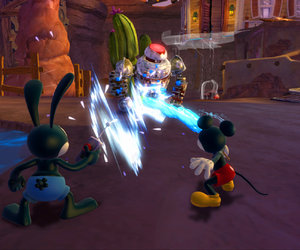 Epic Mickey 2: The Power of Two Chat