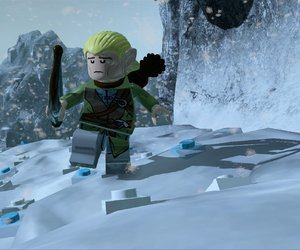 LEGO The Lord of the Rings Files