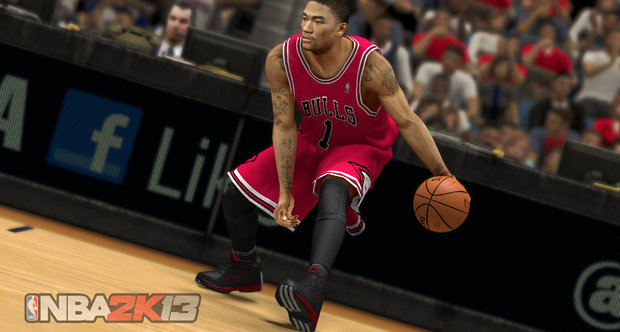 nba2k13 derrick rose 23091.nphd NBA 2K13 All Star Weekend |  DLC [ PS3 ]