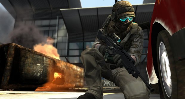 Tom Clancy's Ghost Recon Online GamesCom 2012 screenshots