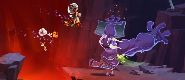 Rayman Legends {UK} News