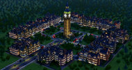 SimCity shows off lengthy strategy session