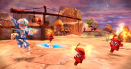 Skylanders Giants GamesCom 2012 screenshots