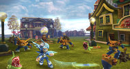 Skylanders Giants GamesCom 2012 screenshots