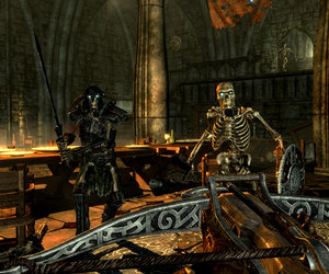 The Elder Scrolls V: Skyrim - Dawnguard DLC Screenshots