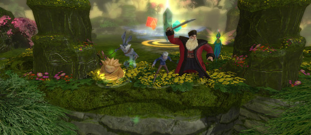 Rise of the Guardians: The Video Game News