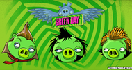Angry Birds adds Green Day characters and levels
