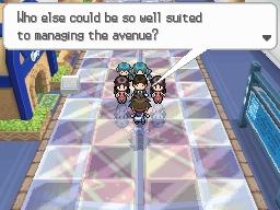 Pokemon Black Version 2 Chat