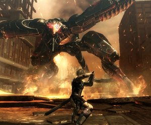 Metal Gear Rising: Revengeance Chat