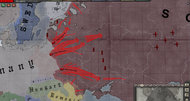 Hearts of Iron III: Their Finest Hour screenshots