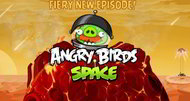 Angry Birds Space: Red Planet expansion out now
