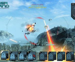 Carrier Command: Gaea Mission Screenshots