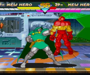 Marvel vs. Capcom Origins Videos
