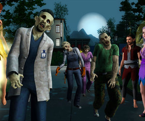 The Sims 3 Supernatural Files