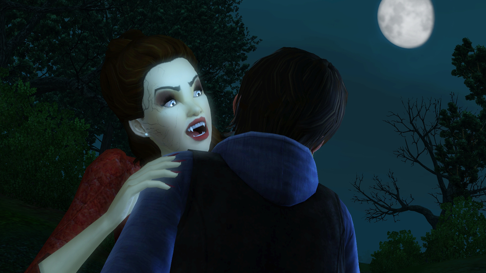 from Porter sims 3 dating a vampire