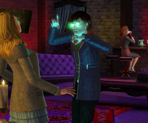 The Sims 3 Supernatural Screenshots