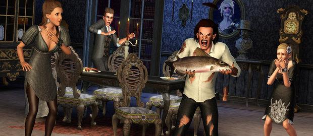 The Sims 3 Supernatural News