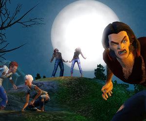 The Sims 3 Supernatural Videos