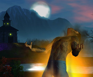 The Sims 3 Supernatural Files