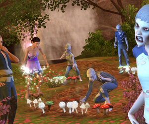 The Sims 3 Supernatural Chat