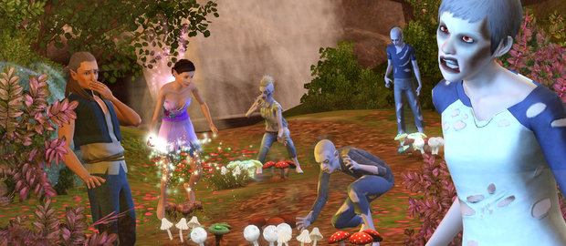 The Sims 3 Supernatural News
