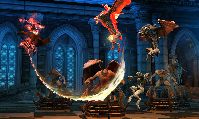 Castlevania: Lords of Shadow - Mirror of Fate Files