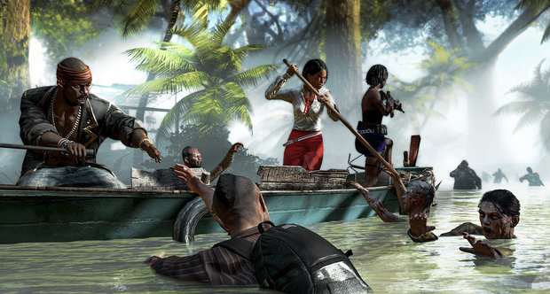 Dead Island Riptide screenshots