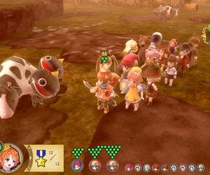 New Little King's Story Screenshots