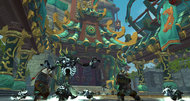 World of Warcraft: Mists of Pandaria dungeon screenshots