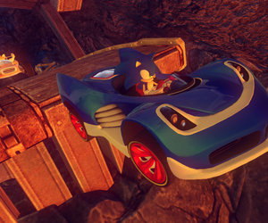 Sonic & All-Stars Racing Transformed Files