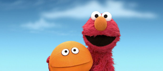 Kinect Sesame Street TV News