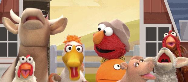 Kinect Sesame Street TV News