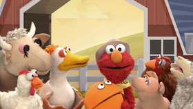 Kinect Sesame Street TV Screenshot from Shacknews