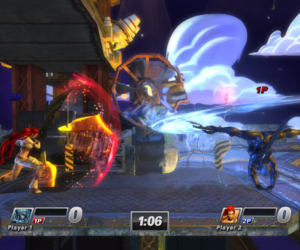PlayStation All-Stars Battle Royale Chat