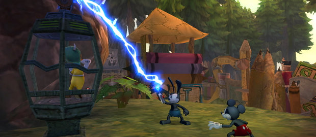 Epic Mickey 2: The Power of Two News