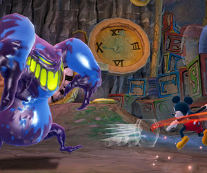 Epic Mickey 2: The Power of Two Screenshots